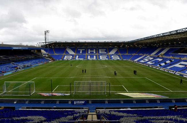 Birmingham City have reportedly asked their players to take a temporary 50 per cent pay cut. Picture: Action Images
