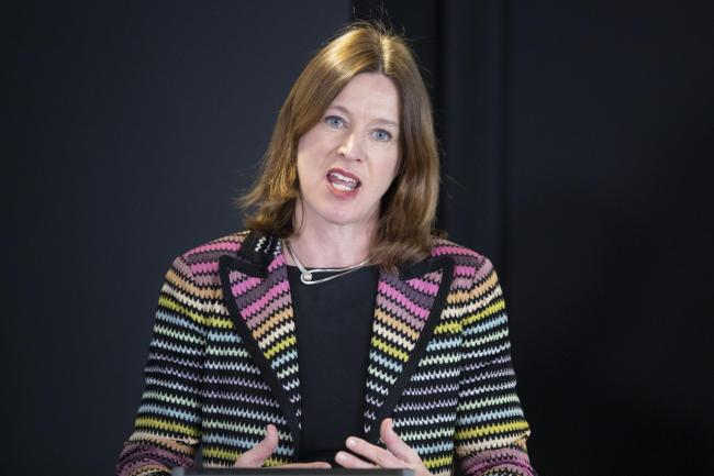 Dr Catherine Calderwood