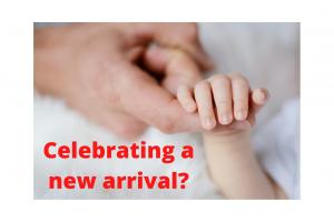Share the happy news of your new baby