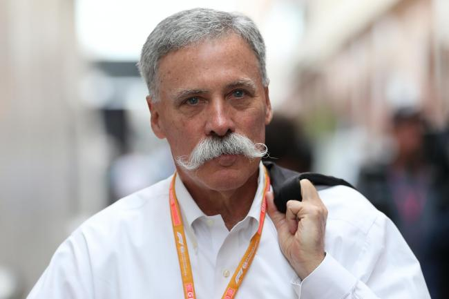 Formula One CEO Chase Carey last month announced he was forming a foundation to increase diversity in the sport (David Davies/PA)