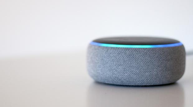 East London and West Essex Guardian Series: The Echo Dot (third-generation) is one of the smallest Amazon Echo smart speakers. Credit: Reviewed / Betsey Goldwasser