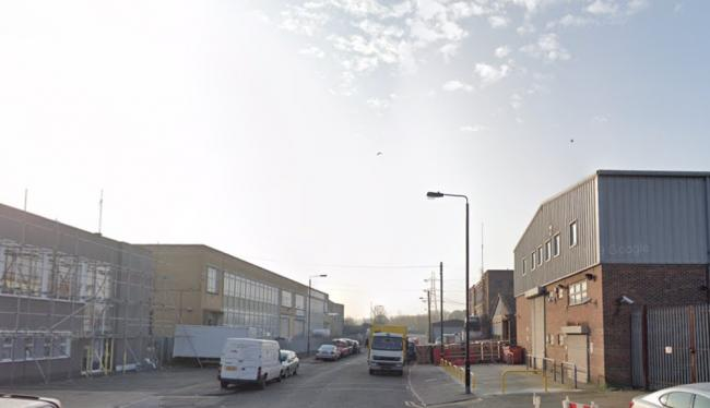 Rigg Approach is home to a number of industrial units