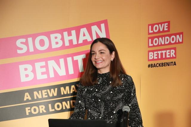 Lib Dem Siobhan Benita championed cannabis legalisation, youth work, and green transport (Photo: John Russell).