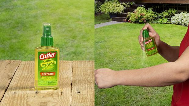 East London and West Essex Guardian Series: Ditch the horrible smelling insect repellents for one that's fragrant and offers up to six hours of protection. Credit: Cutter