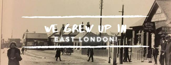 Have you got old memories from your time in East London to share?