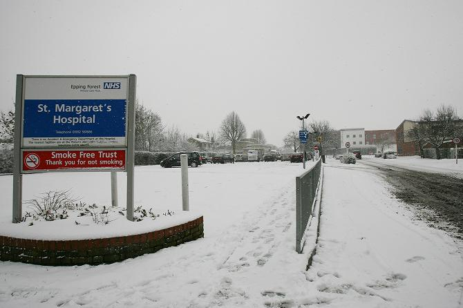 Some patients at St Margaret's Hospital in Epping were not kept informed by staff