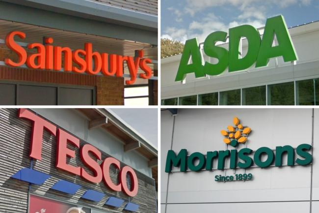 Aldi, Lidl, Tesco, Asda, Sainsbury's and Morrisons urgently recall these items. Picture: Newsquest