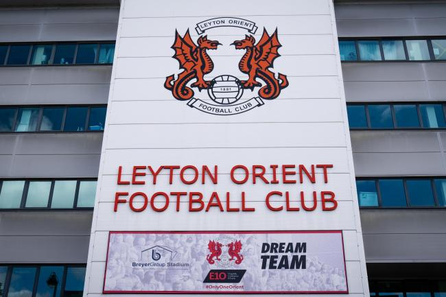 Leyton Orient's Sky Bet League Two game with Walsall on Saturday has been called off (photo PA)
