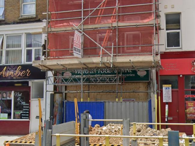 The new business will replace a former off-licence on the High Road