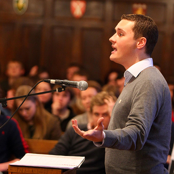 Cllr Wes Streeting is finalising public forum plans before the next council meeting