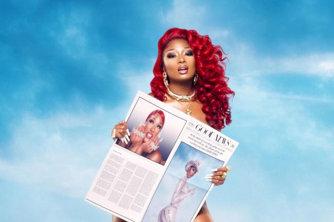 Megan Thee Stallion shares long-awaited debut album