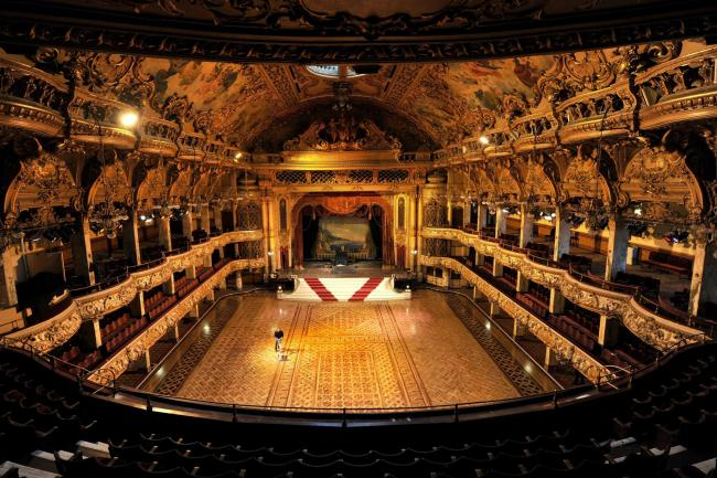 Blackpool Tower Ballroom receives £764k in Government funding