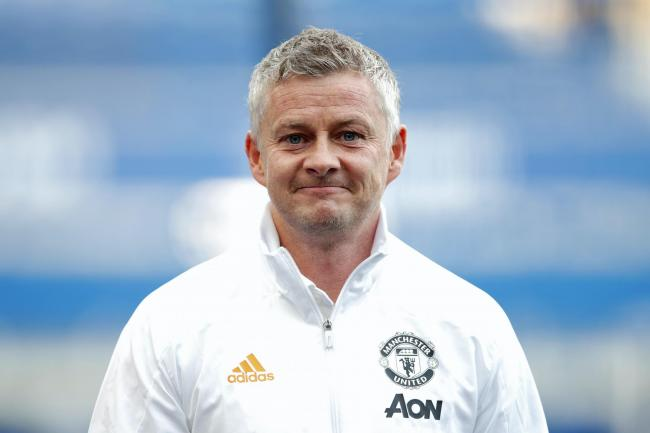 Manchester United manager Ole Gunnar Solskjaer was relieved to win their first home league match of the season