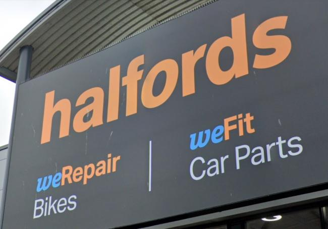 Halfords to recruit 1,100 temporary festive jobs after surge in demand for bikes. Picture: Newsquest