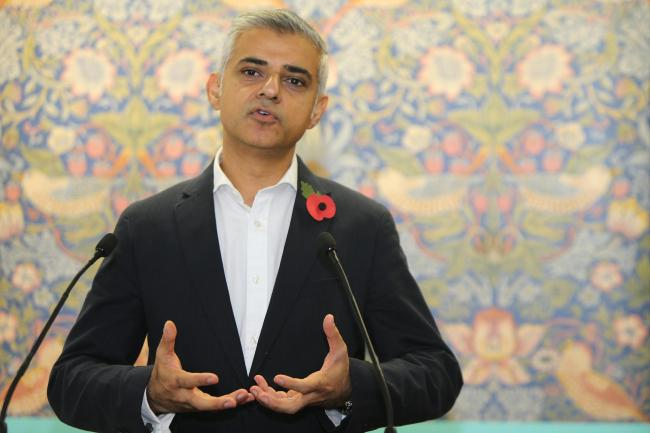 Sadiq Khan originally backed the curfew, but later said it had 'worrying consequences'.