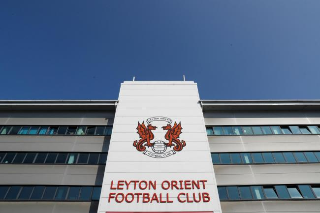 Leyton Orient are welcoming fans back this evening. Picture: Action Images
