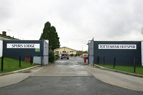 Spurs say goodbye to Chigwell training ground