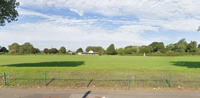 Low Hall Sports Grounds in Walthamstow