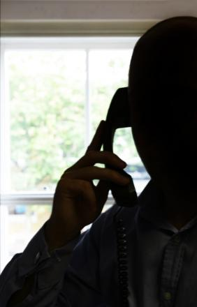 Phone scam fraudsters still at large