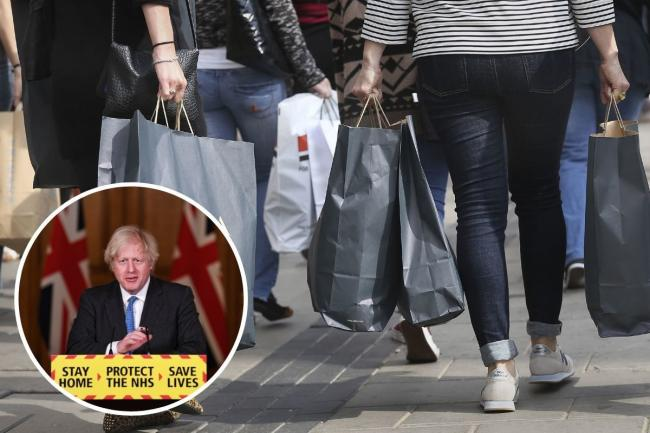 Prime Minister Boris Johnson will today outline the roadmap for exiting lockdown, but London's businesses want a greater say. Credit: PA