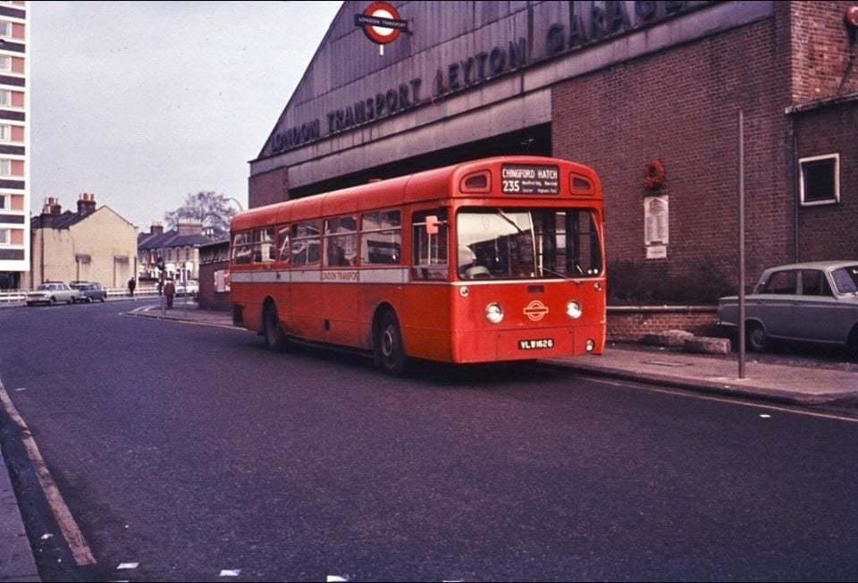 Leyton, 1971