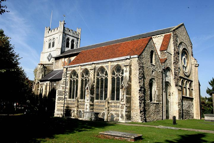 The team will search for the remains in the Abbey Gardens of Waltham Abbey Church
