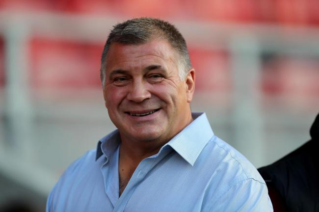 England boss Shaun Wane is open to a return to club rugby after the World Cup