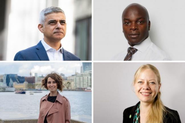 The election to decide the next Mayor of London is just three weeks away. Credit: PA/GLA/London Lib Dems