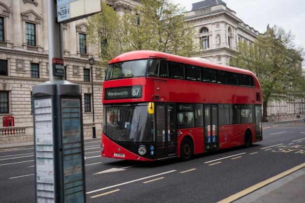 The current Mayor of London has been urged to ban bus companies that use fire and rehire tactics from bidding for TfL contracts. Credit: TfL