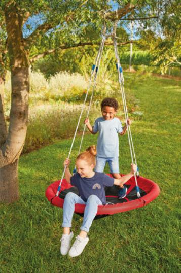 East London and West Essex Guardian Series: Playtive Nest Swing. (Lidl)