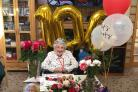 'Fun-loving' Watford woman celebrates 100th birthday