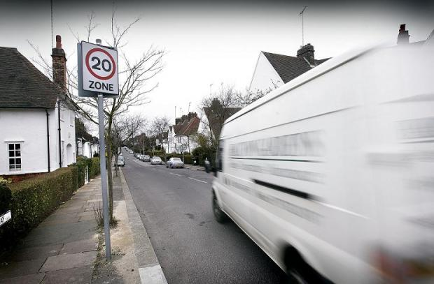 WALTHAM FOREST: 20mph cameras could be installed next year