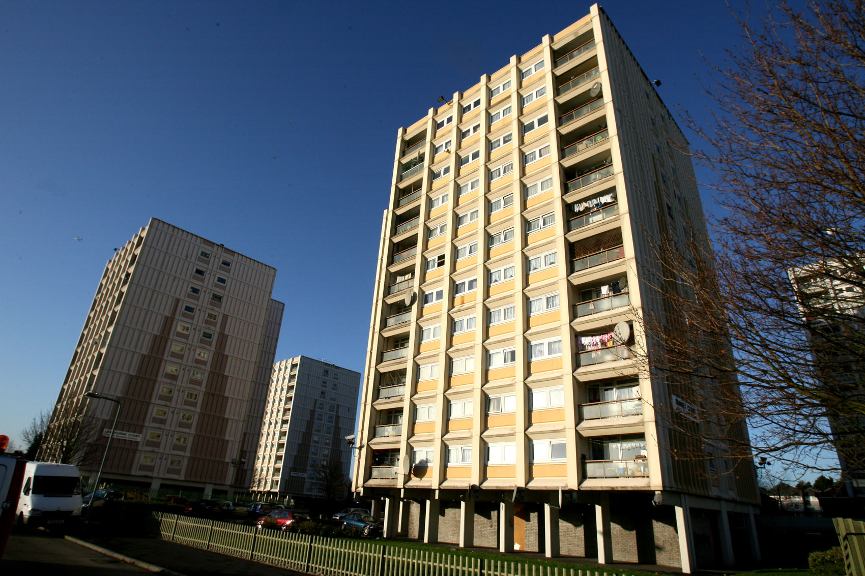 Orchard Estate, Woodford Green
