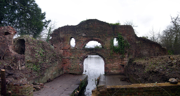 The Grotto in Wanstead Park
