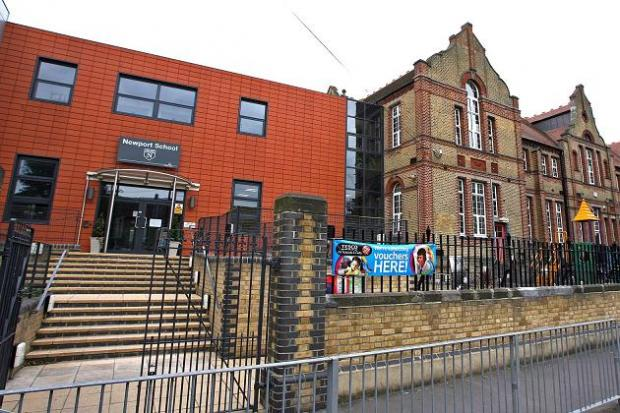 Newport School in Leyton has changed its Ramadan policy