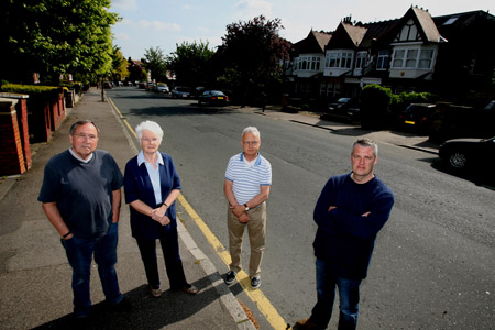 WANSTEAD: Proposed parking charges slammed