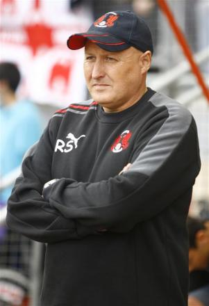 Russell Slade wants his O's side to back up away success with wins at home. Picture: Action Images
