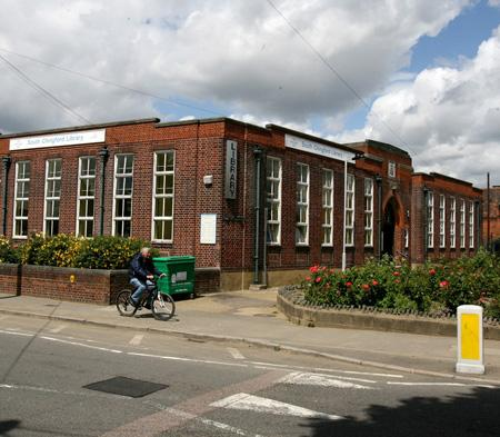 South Chingford Library