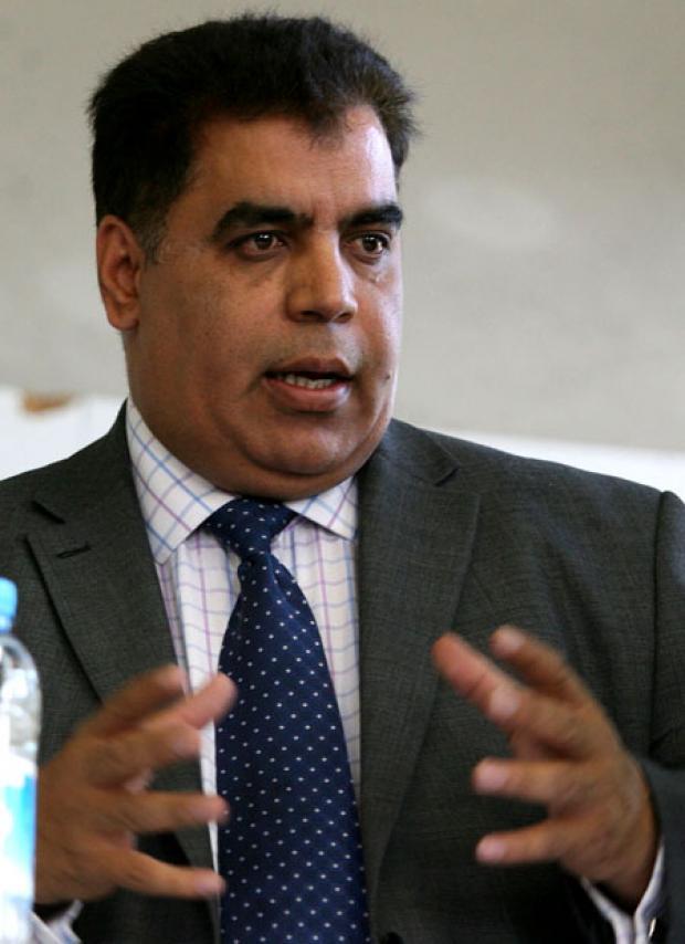 Cllr Liaquat Ali
