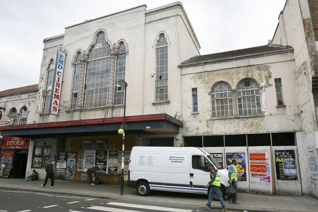 East London and West Essex Guardian Series: The grade II listed cinema was bought by the UCKG in 2002
