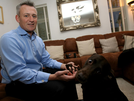 EPPING: Man slams police inaction after being attacked by Great Dane