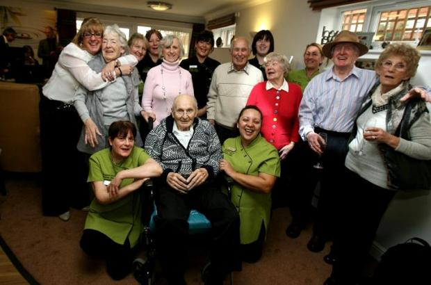 East London and West Essex Guardian Series: The official opening of Bayfield Court Care Home