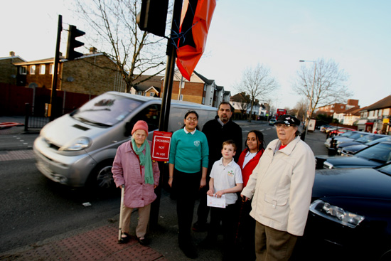 CHINGFORD: Concern over delay to pedestrian crossing repairs