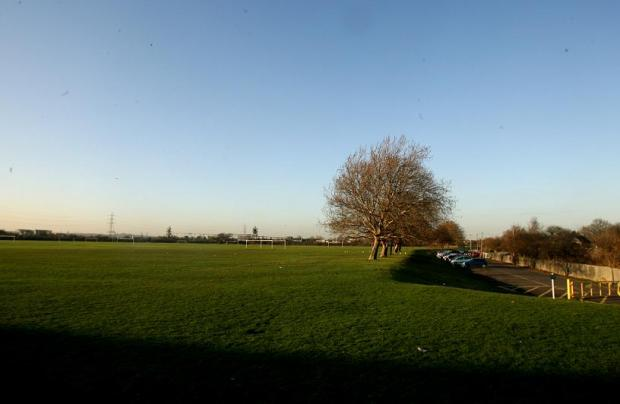 Low Hall Sports Ground in Walthamstow.
