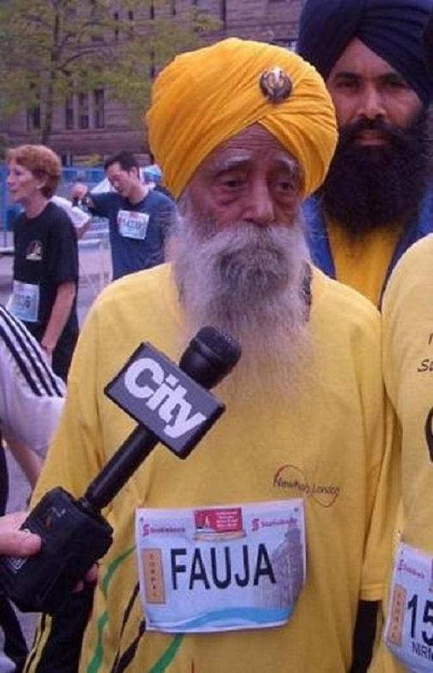 East London and West Essex Guardian Series: Fauja Singh