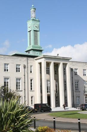 Latest planning applications for Waltham Forest