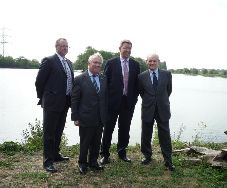 Multi-million pound Wetlands project approved