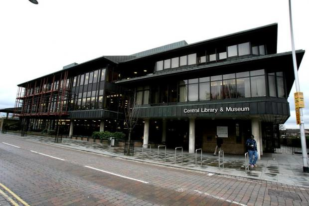 Redbridge Central Library and Museum