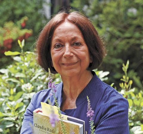Claudia Roden will be discussing her cookbook at Wanstead Library