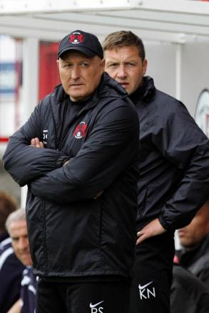 Russell Slade's side are out of the FA Cup: Simon O'Connor